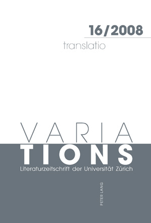 Cover Variations 16