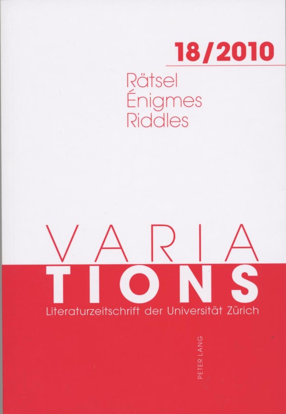 Cover Variations18