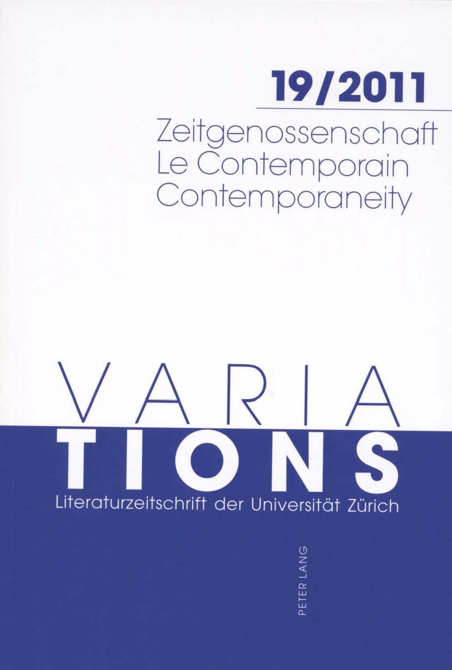 Cover Variations 19
